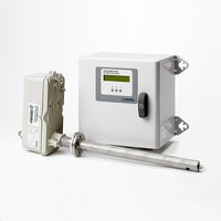 Анализаторы кислорода XZR500 & XCU500