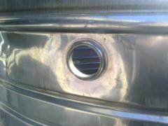 Corrosion-proof tank