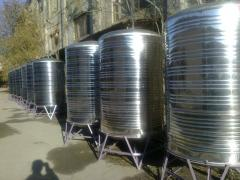 The equipment for beer pouring, corrosion-proof