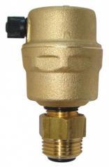 Automatic aireliminator of FWW