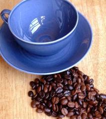 Кофе в зернах средней обжарки