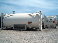 Technical liquid nitrogen