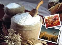 Мука пшеничная хлебопекарная