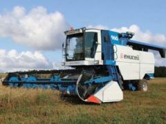 Combine grain-harvesting Yenisei-960