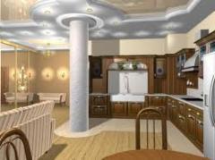 Дизайн квартир и декорация
