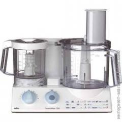 Кухонные комбайны Braun K700 Black CombiMax