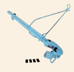 Ключ машинный для бурильных труб БУ 73-89 М