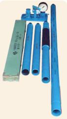 Complexes of the test KII2M tool