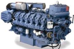 Двигатели судовые