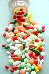 Лекарственные полуфабрикаты