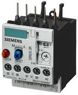 Тепловые реле Siemens