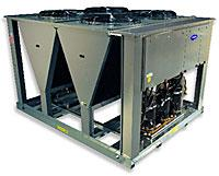 Компрессорно-конденсаторные блоки CARRIER 38APD и