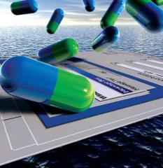 Сырье для фармацевтических средств
