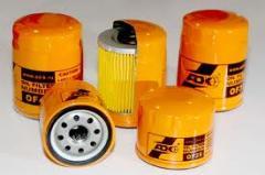 Фильтры масляные автомобильные