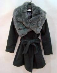 Одежда верхняя зимняя