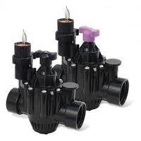 Электромагнитные клапана для систем полива