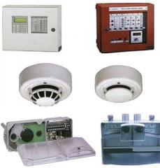 Системы охранно-сигнальные против взлома