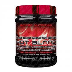 Энергетик, питание спортивное, Hot Blood 3.0