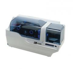 Card Zebra 330i printer
