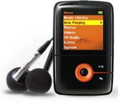 MP3 плееры Creative ZEN V Plus 4 Gb