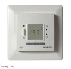 Терморегуляторы Devireg™ 535 Теплый пол