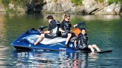 الدراجات المائية