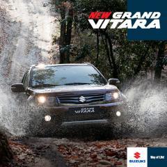 Автомобили вне дорожные, Suzuki Grand Vitara