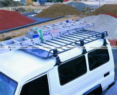Багажник на крышу автомобиля, Экспедиционный