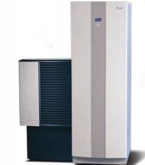 Тепловой насос Danfoss DHP-A