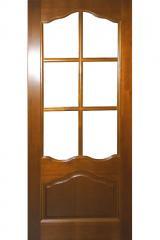 Двери межкомнатные деревянные M1-О