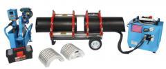 Аппарат стыковой сварки полимерных труб AL 250