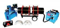 Аппарат стыковой сварки полимерных труб AL 315