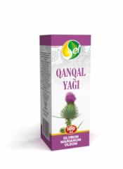 Thistle oil - (Qanqal ya ğı)