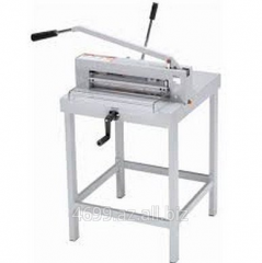 Manual cutting torch guillotine of BW 420 in