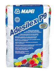Glue for Adesilex p9 porcelain tile