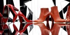 Les souliers féminin