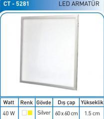 Panel led 220/240  40W