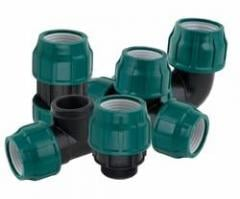 SHABRAN-D MMC - (A compression fitting - (Poelsan