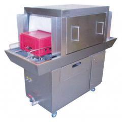 Boxes washing apparatus