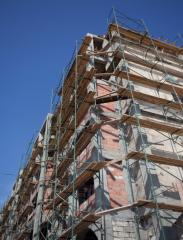 Bricklayer's scaffold
