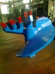 BKM-1514 axe of the boring machine