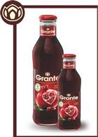 Гранатовый сок, натуральный, осветленный,