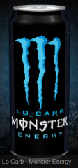 Напитки  Lo Carb - Monster Energy