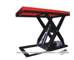 Мобильные подъемные столы