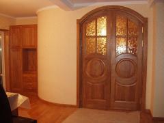Двери арочные в Баку