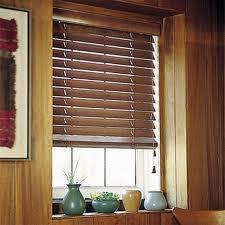 Blinds horizontal wooden in Bak
