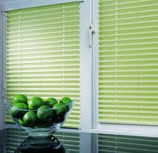 Blinds horizontal for plastic windows in Bak