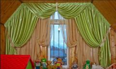 Curtains for the nursery