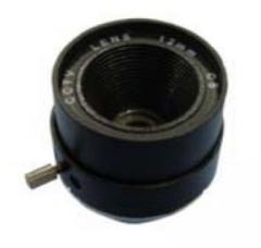 Объективы камер видеонаблюдения 12mm
