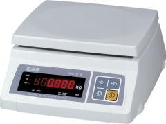 CAS Azerbaijan настольные весы SW II
